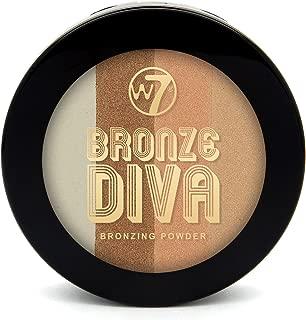 W7- Bronze Divas Bronzing Powder (18) - Beach Baby