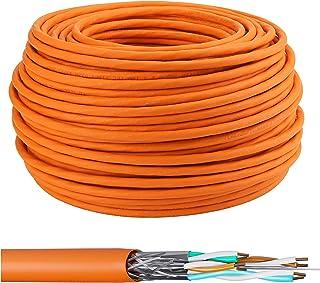 LW Cable de tendido electrónico de alta calidad Cable de red Gigabit S/FTP PIMF 1000MHz Cat7 4x2xAWG23 LSZH Cableado Cable...