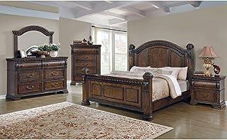 Amazon.com: Overstock - Bedroom Sets / Bedroom Furniture ...