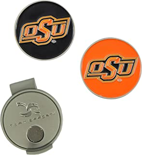 Team Effort Oklahoma State Cowboys Hat Clip & 2 Ball Markers