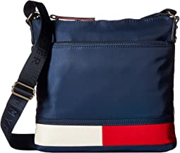 Tommy Hilfiger Nori Flag Large Nylon Crossbody