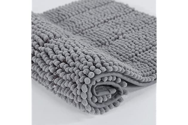 Best Charcoal Rugs For Bathroom Amazon Com
