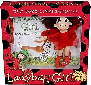 Ladybug Girl Book & Doll Set