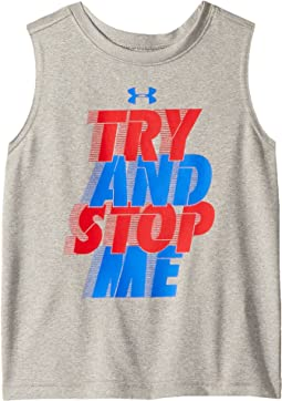Try and Stop Me Muscle Tee (Little Kids/Big Kids)