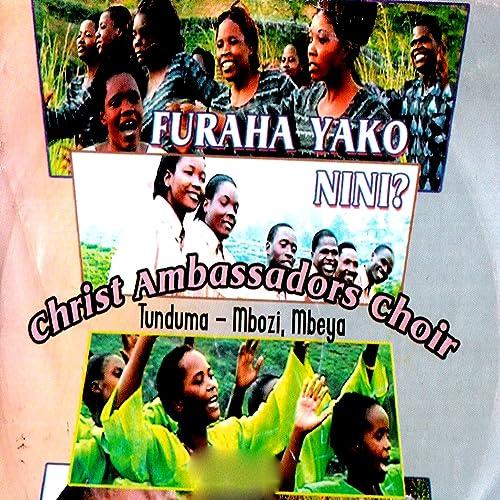christ ambassadors kaza mwendo