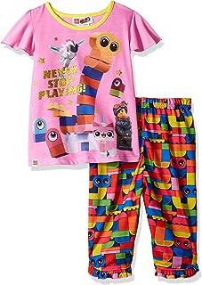 toddler lego pajamas