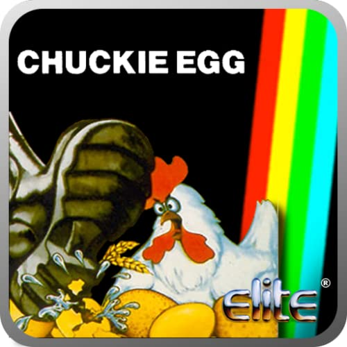 Chuckie Egg: ZX Spectrum (Kindle Tablet Edition)