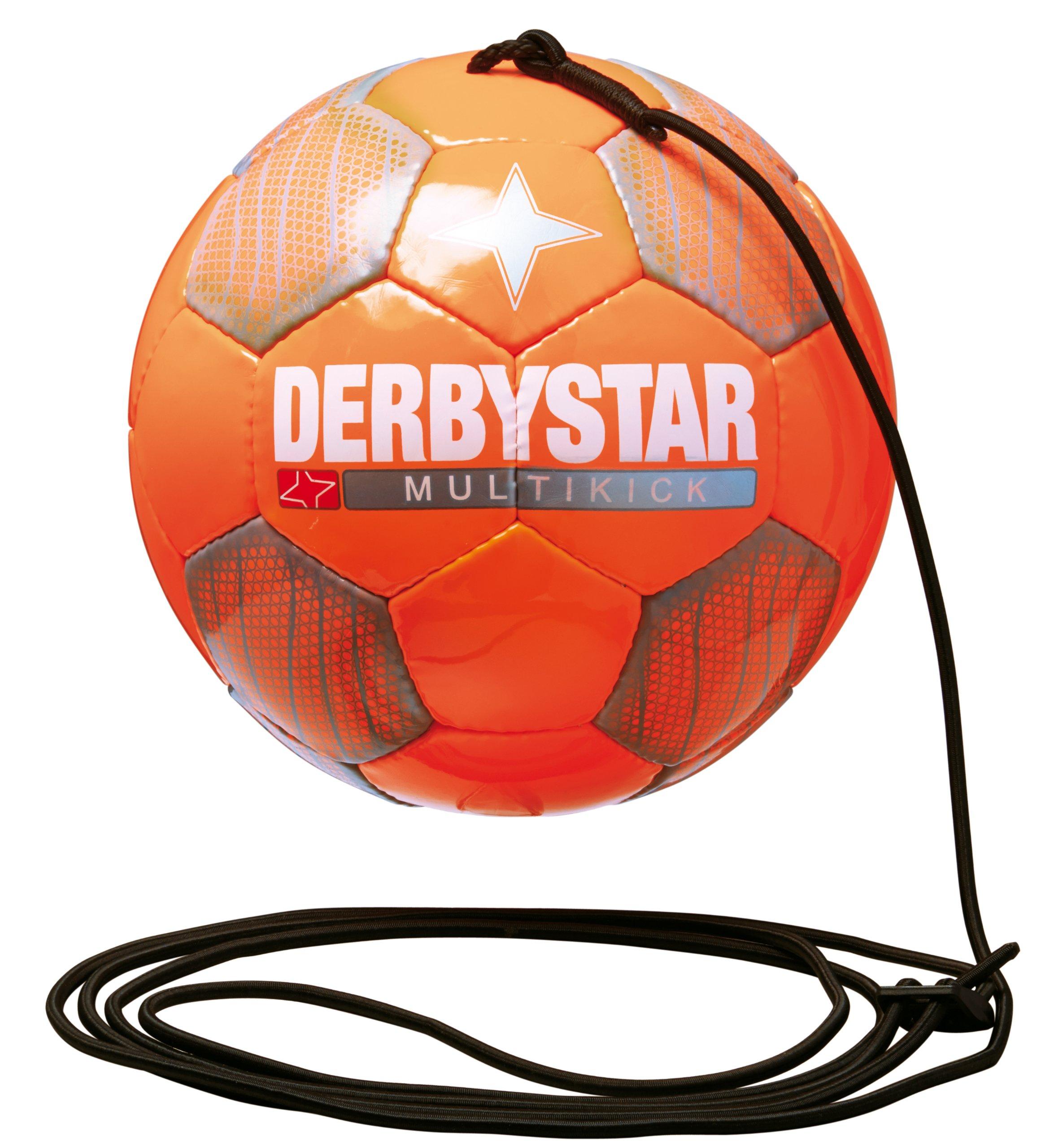 Derbystar 1066 - Balón de fútbol con Cuerda para Entrenamiento ...