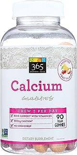 365 Everyday Value, Calcium Gummies, 90 ct