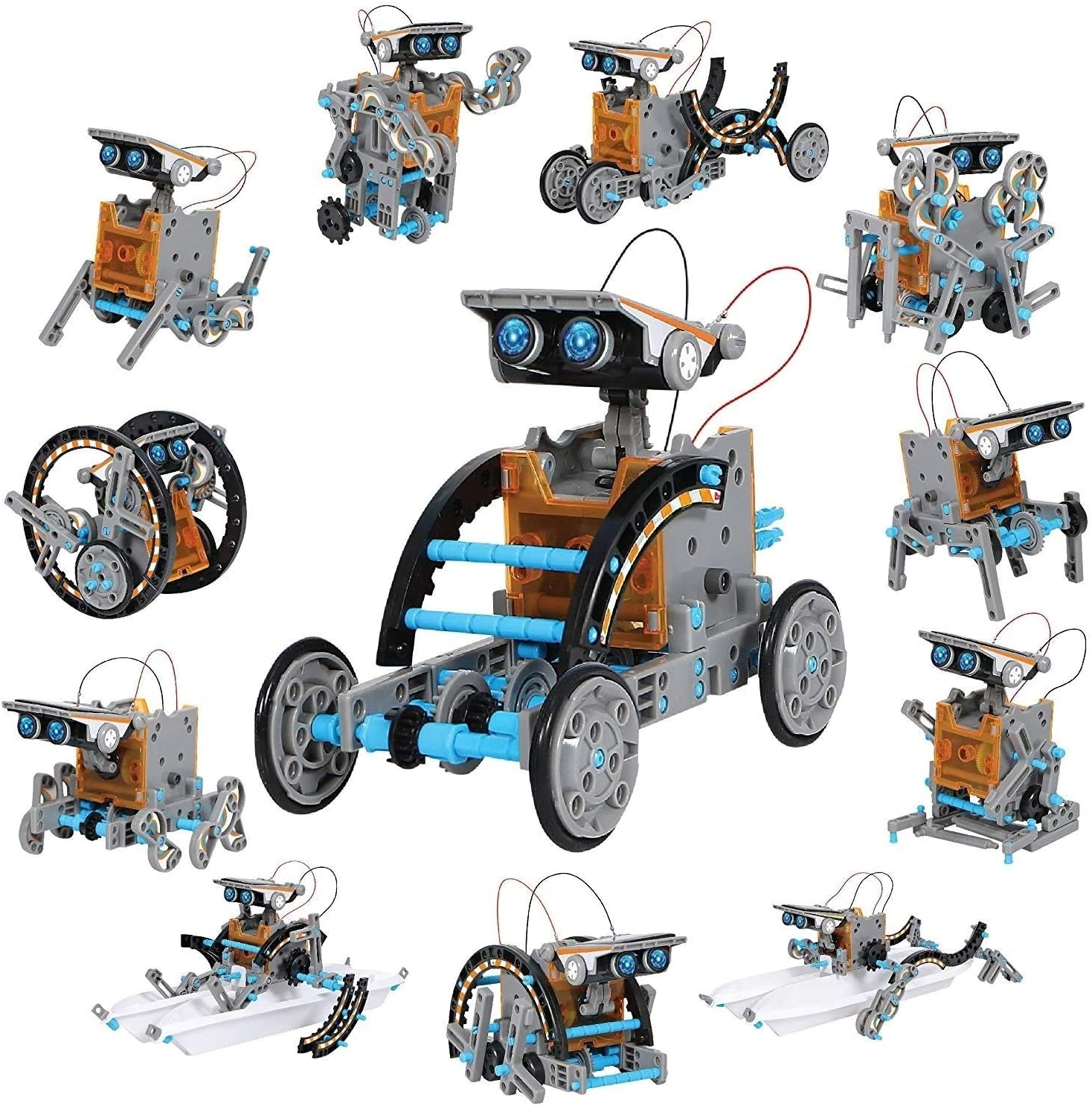 Weekly update Unknown1 Toy Max 89% OFF Solar Set Vehicle Construction