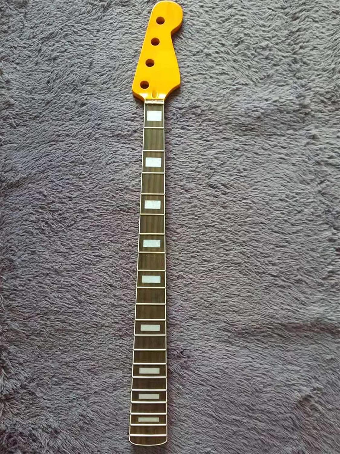 SGADSH 1pc Time sale Maple 20 Fret online shopping Neck for Jazz Bass Guitar Replacme