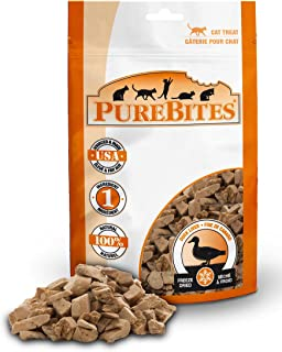 PureBites Duck Freeze-Dried Treats for Cats