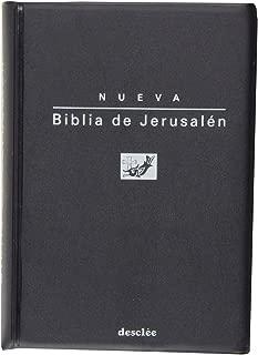 Biblia De Jerusalen (Rustica) (Spanish Edition)