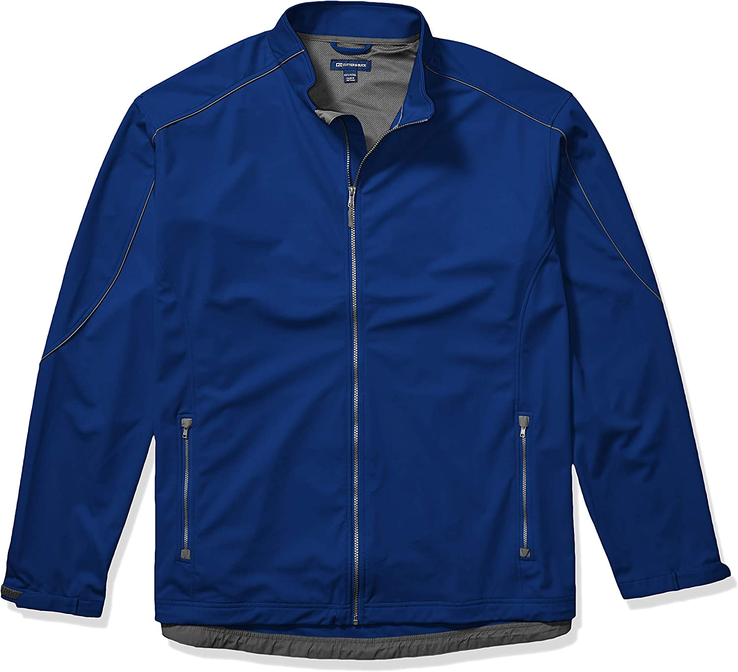 New Shipping Free Cutter Buck Men's Rare Big Midweight Softshell Tall and