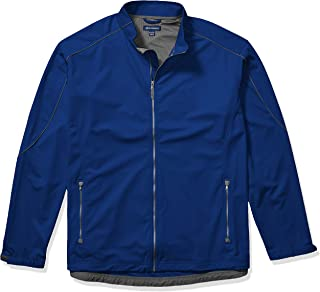 Cutter & Buck Men's Big and Tall Midweight Softshell Opening Day Jacket