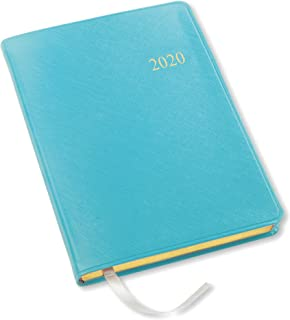 2020 Desk Weekly Planner, by Gallery Leather - Open Format 8
