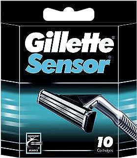 Gillette Sensor Cartridges 10 Count