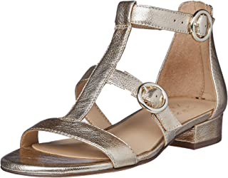 Naturalizer Women's Mabel Fashion Sandals, Gold (Light Gold), 37 EU (7 US)