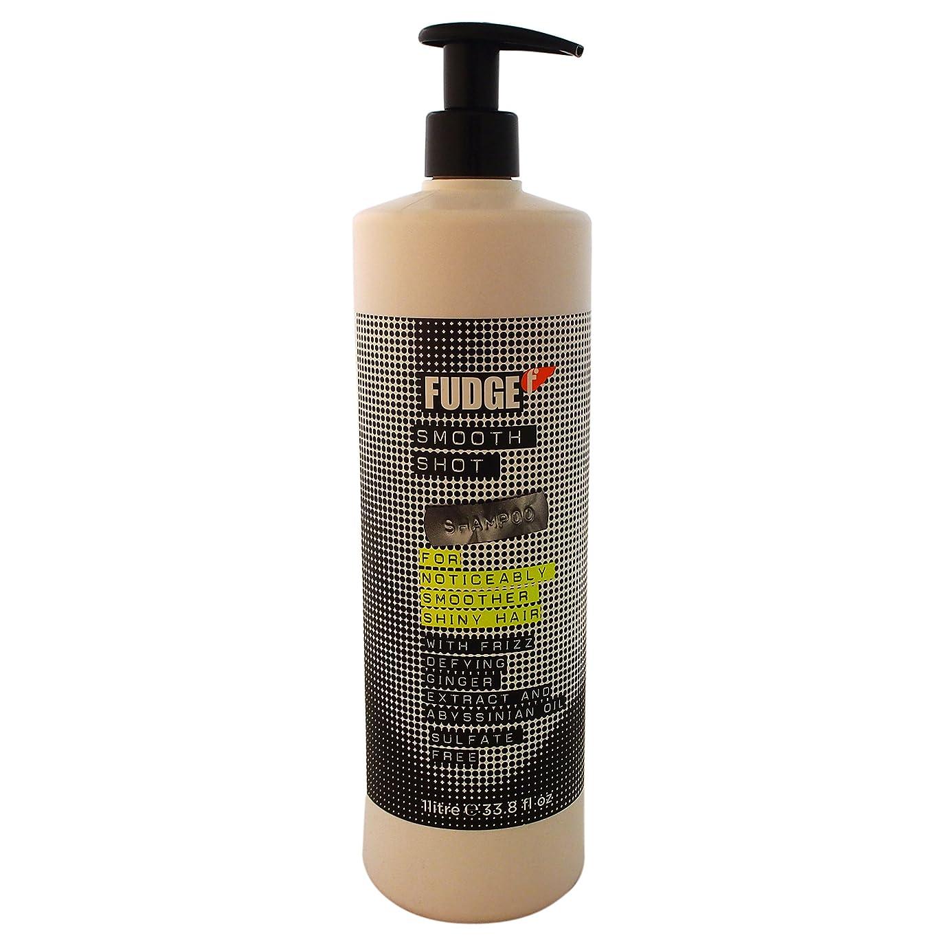 倍増蓄積するサンダーSmooth Shot Shampoo (For Noticeably Smoother Shiny Hair)[並行輸入品]