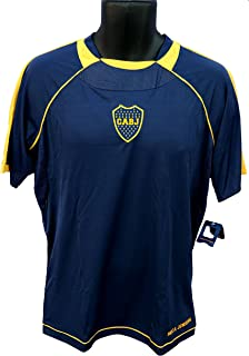 Boca Juniors Officially Licensed Youth Soccer Training Performance Poly Jersey 001 Youth Size