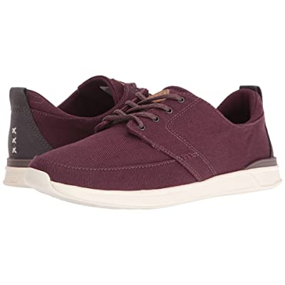 Reef Rover Low (Burgundy) Women
