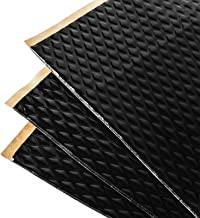 Noico Black 80 Mil 36 Sq Ft Car Sound Deadening, butyl automotive deadener restoration..