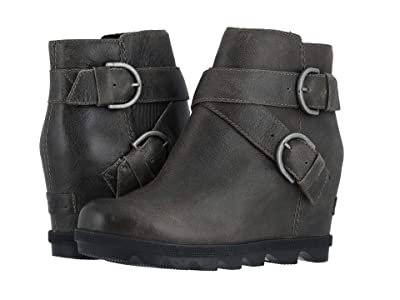 SOREL Joan of Arctic Wedge II Buckle (Quarry) Women