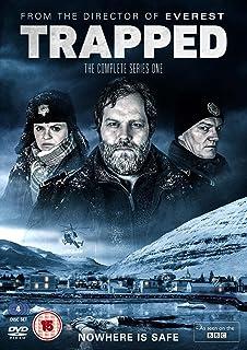 Trapped - Series 1 - The Complete Series 1 / トラップ 凍える死体 コンプリート シリーズ 1(英語のみ) [PAL-UK] [DVD][Import]