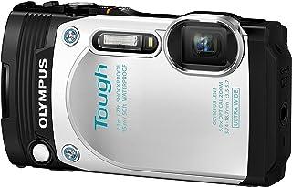 OLYMPUS コンパクトデジタルカメラ STYLUS TG-870 Tough ホワイト 防水性能15m 180°可動式液晶 TG-870 WHT