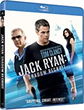 The Jack Ryan Film Series: Shadow Recruit (Region Free + Fully Packaged Import)