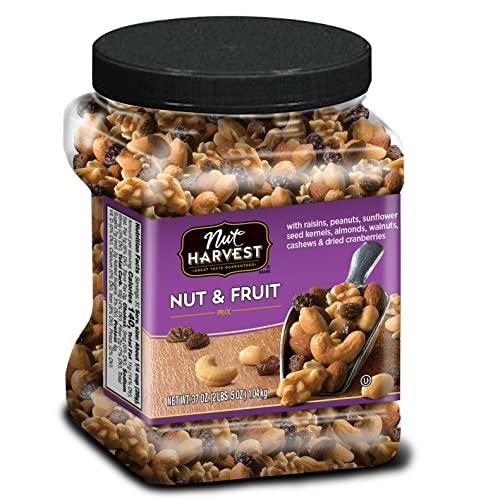 Dried Fruits and Nuts Trail Mix: Amazon com