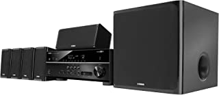 Yamaha YHT-5920UBL 5.1-Channel Home Theater in a Box System