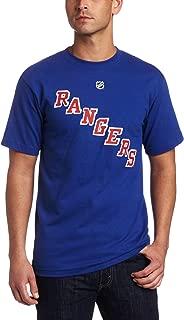 Reebok New York Rangers Marian Gaborik Net Print T Shirt