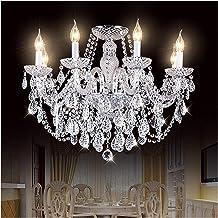 ceiling Modern K9 Luxury Crystal chandelier Living Room Cristal Lamp Home Lighting Fixture Large Crystal Lustres de cristal