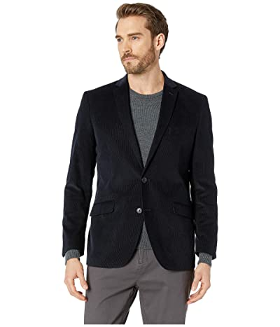 Kenneth Cole Reaction Unlisted Corduroy Sportcoat (Navy) Men