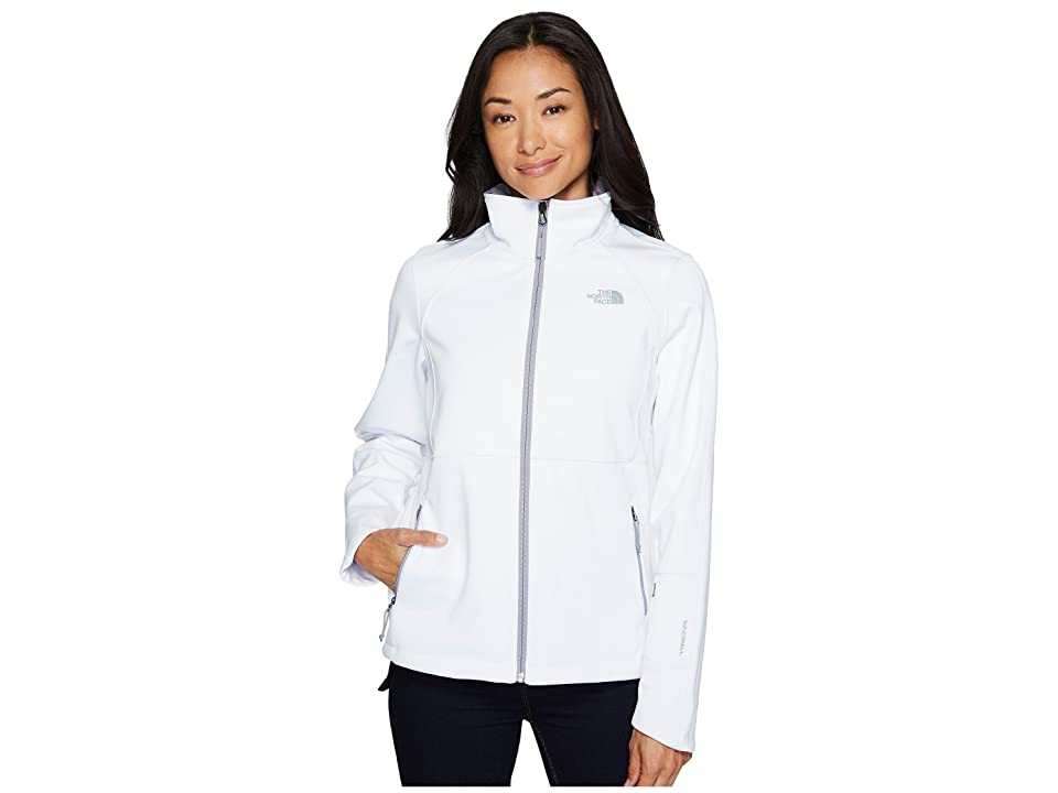 The North Face Apex Risor Jacket (TNF White) Women