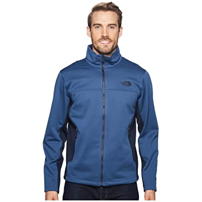 The North Face Apex Canyonwall Jacket (Shady Blue/Urban Navy) Men