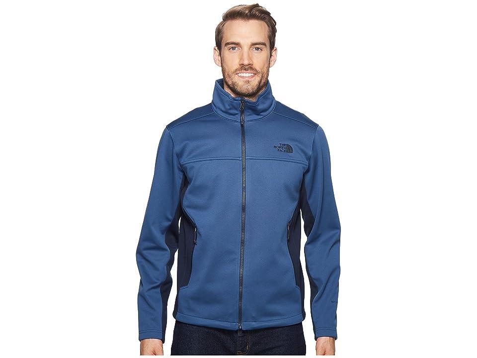 The North Face Apex Canyonwall Jacket (Shady Blue/Urban Navy) Men