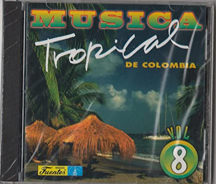 Musica Tropical De Colombia 8