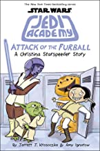 Attack of the Furball (Star Wars: Jedi Academy #8)