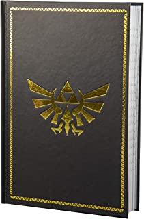 Paladone The Legend of Zelda Hyrule Hard Cover Notebook - 100 Wide- Ruled Pages