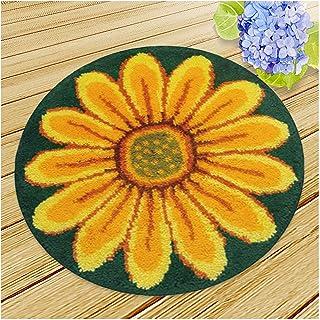 DIY Tapis Broderie Set Arts De Crochet, Latch Crochet Kits pour Enfants, Artisanat pour Enfants Et Adultes, Décoration De ...