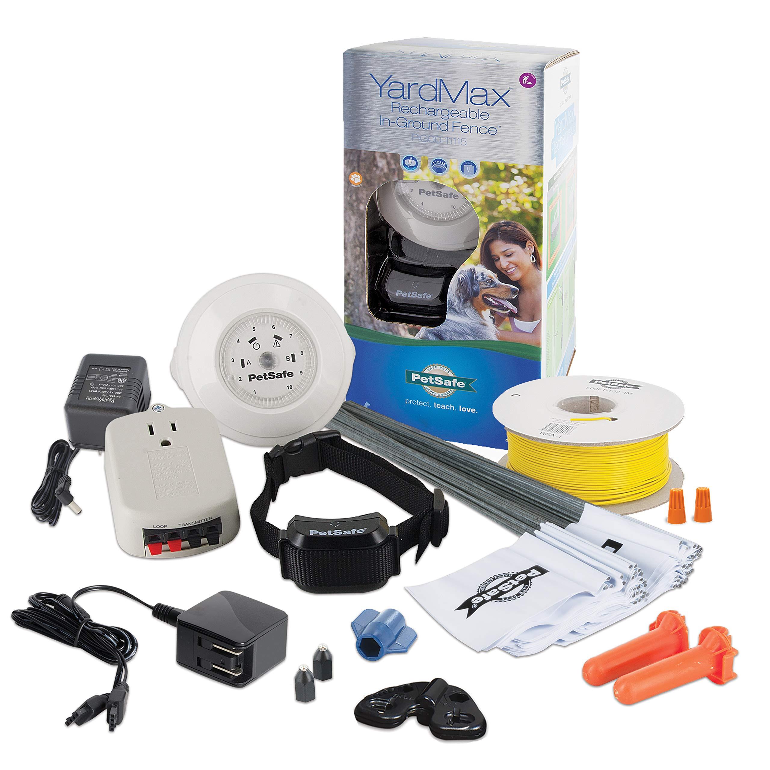 PetSafe Rechargeable Waterproof Receiver Correction