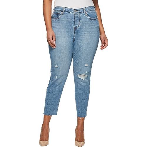 557ca66f35b6 Levi s Women s Plus-Size Wedgie Jeans