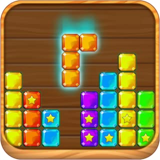 Block Puzzle Star Jewel - Woody Block Puzzle Games For Kindle Fire Free