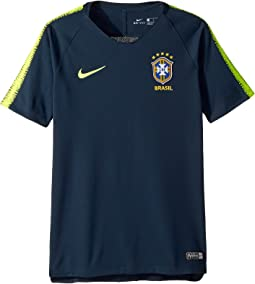 Brasil Breathe Squad Short Sleeve Top (Little Kids/Big Kids)