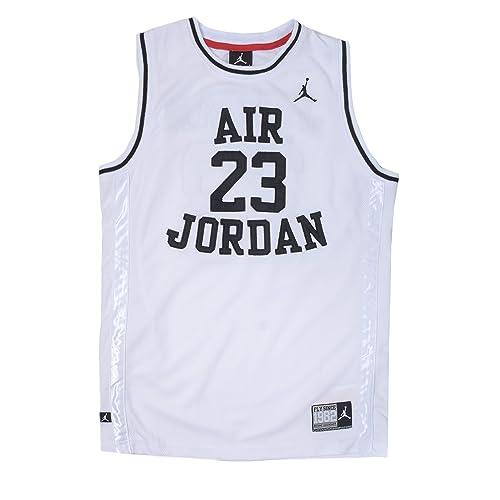 8f42927f37339f Nike Jordan Boy s Youth Classic Mesh Jersey Shirt