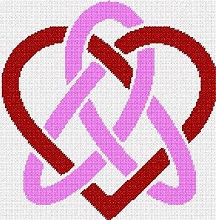 pepita Celtic Heart Needlepoint Kit