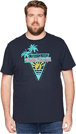 Big & Tall Palm Springs Tee