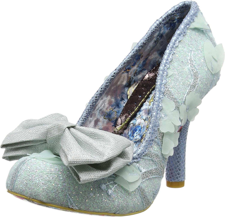 Irregular Choice Womens Mal E Bow Synthetic shoes